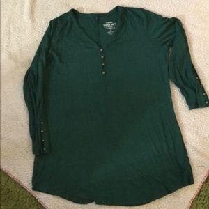Torrid Super Soft Long sleeved shirt